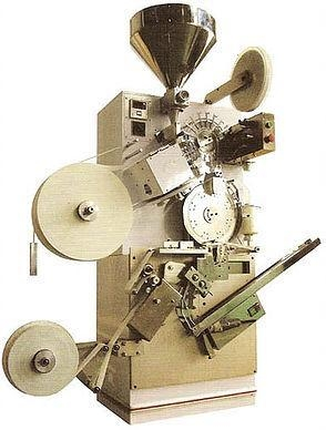 Cheap Tea Bag Machine with String and Tag. for sale