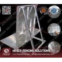 Buy cheap Aluminium Mojo Stage Barrier from wholesalers