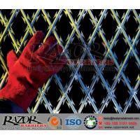 Buy cheap Welded Razor Mesh Fencing from wholesalers
