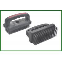 Buy cheap INDUSTRIAL CLEANING WIRE BRUSH 8X21 plastic handle wire brush from wholesalers