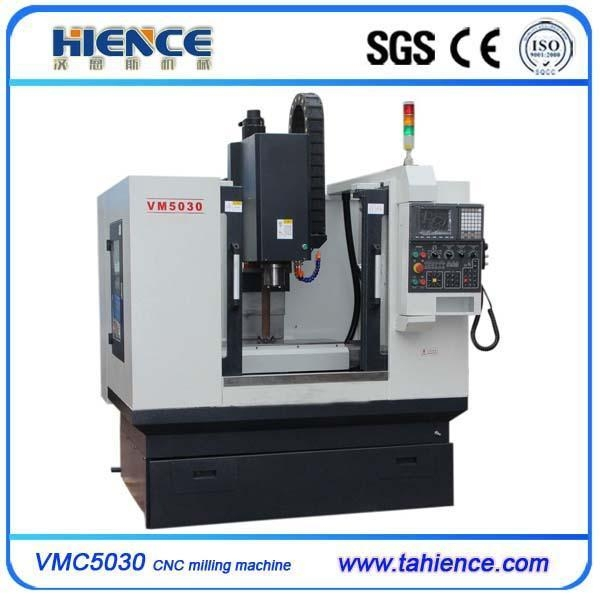 Cheap Vertical CNC machining center VMC5030(L) for sale