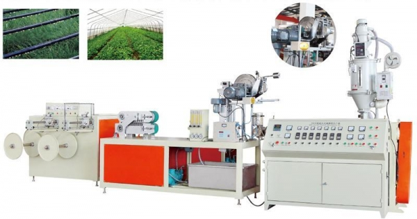 Cheap DGD SERIES LABYRINTH DRIP IRRIGATION BELT PRODUCTION LINE for sale