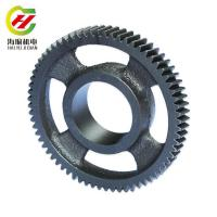 Steel Spur Spiral Helical Gear Part