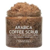 Buy cheap Arabica Coffee Scrub Best for Cellulite Acne Stretch Marks Wrinkles Treatment from wholesalers