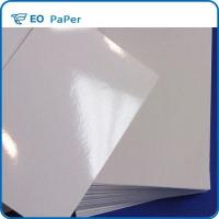 China Special Paper Clay Coated Kraft Release Paper on sale