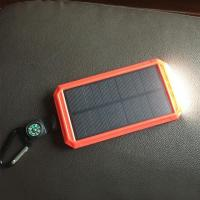 Buy cheap Compass lighter solar power bank from wholesalers
