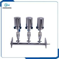 China Stainless Steel Extraction Manifold on sale