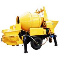 China JBS30-10-45 Packing and Accessory Detail of concrete mixer trailer pump on sale