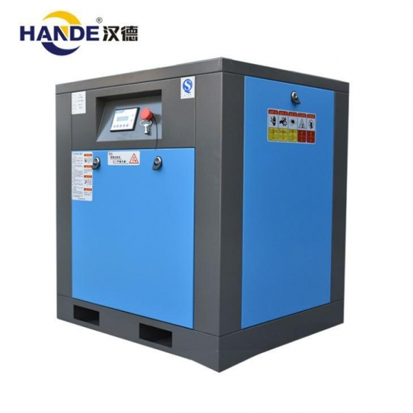 Cheap Small Belt Drive Screw Compressor 7.5kw for sale