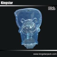 Best vacuum formed plastic clamshell blister packaging for silicone baby feeding bottles wholesale