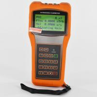 Best Handheld Ultrasonic Liquid Flow Meter TUF-2000H DN50-700mm Digital flowmeter wholesale