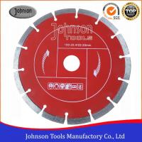 Best 105-350mm Sintered Saw Blade Cutting Concrete Concrete Saw Blade wholesale