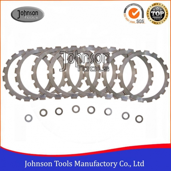 Cheap 14 inch Diamond Ring Saw Blade Concrete Saw Blade for sale